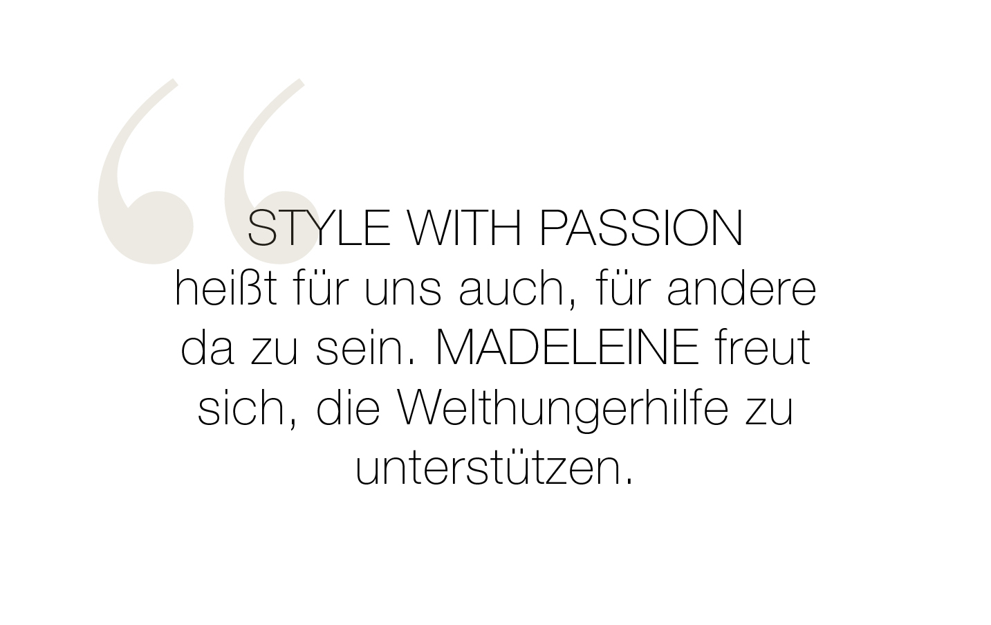 STYLE WITH PASSION