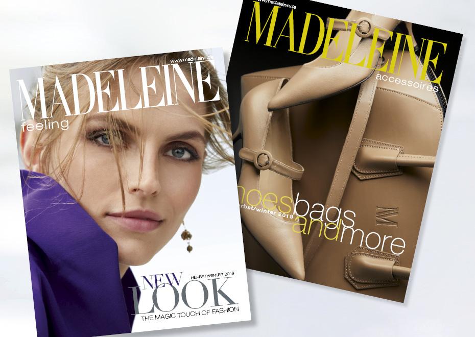 Trends und Neuheiten im Katalog entdecken | MADELEINE Mode